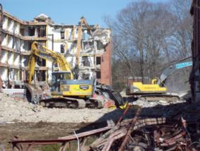 Demolition of Various Buildings